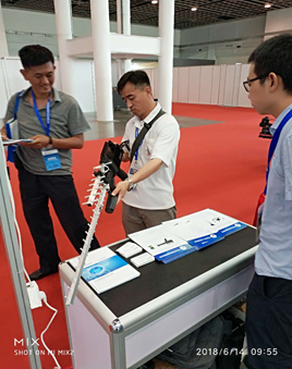 Our company is invited to participate in the 8th World radar Expo and the 9th dual use electronic in(图1)