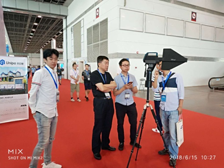 Our company is invited to participate in the 8th World radar Expo and the 9th dual use electronic in(图3)
